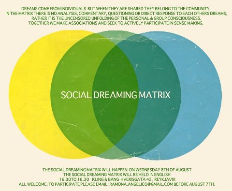 Social Dream Matrix