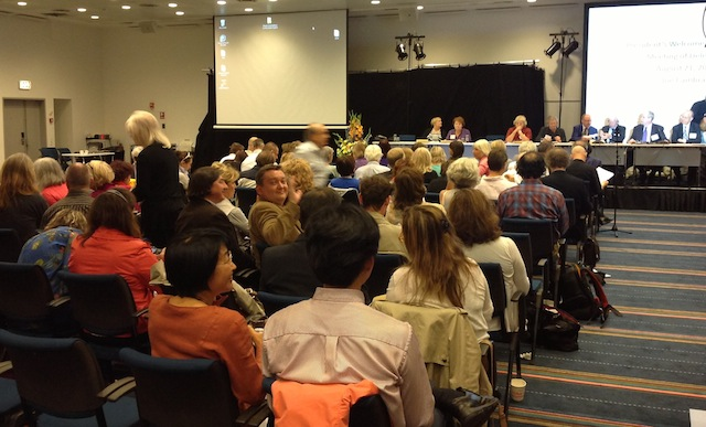 Walne Zgromadzenie IAAP