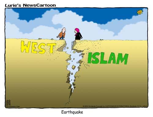 Zachód - Islam